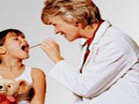 Хронический фарингит у детей