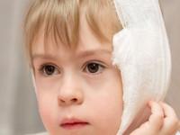 Согревающий компресс на ухо ребенку