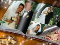 Как сделать свадебный фотоальбом скрапбукинг своими руками